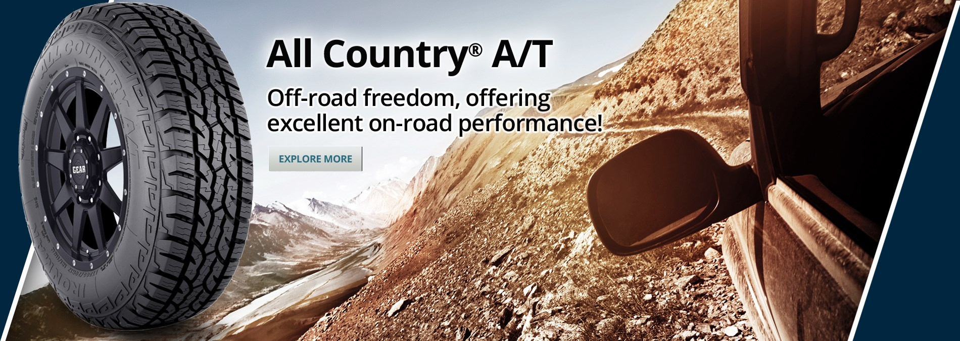Hercules Tire All Country A/T